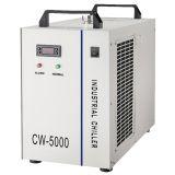 CW-5000AG Водный чиллер (80/100Вт, CO2 лазерная трубка,  переменное напряжение 1P 220В, 50Гц)