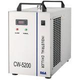 Промышленный водный чиллер CW-5200AI для 1 УФ лампы 1200Вт (0,71HP, AC 1Па 220В, 50Гц)