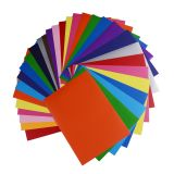 12 Sheets A4 PU Non-sticky Heat Transfer vinyl