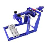 "7.9"" x 9.8"" Manual Cylinder Curved Screen Printing Press for Pen / Cup / Mug / Bottle (Diameter:6.7"" )"
