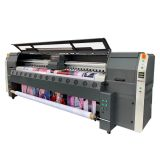 High Quality Flex Banner Printing Machine Solvent with 2H/4H Starfire 1024 10PL/25PL Printheads Printer