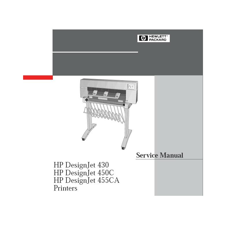 hp designjet 100 plus manual