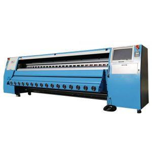 Цифровой струйный сольвентный принтер с головой Konica 1024i-30pl / 13pl