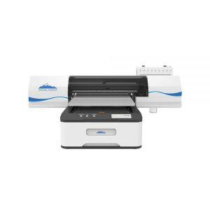 Цифровой планшетный UV принтер 60 * 90 на белых и цветных чернилах