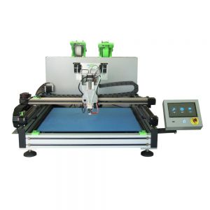 Промышленный 3D принтер для рекламных букв с автоматической сменой цвета