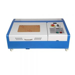 "12 "" x 8 "" 40W CO2 Laser Engraver and Cutter Worktable FDA"