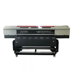 1.9m Industrial Digital Printing Machine with 8 Epson 4720 Printheads
