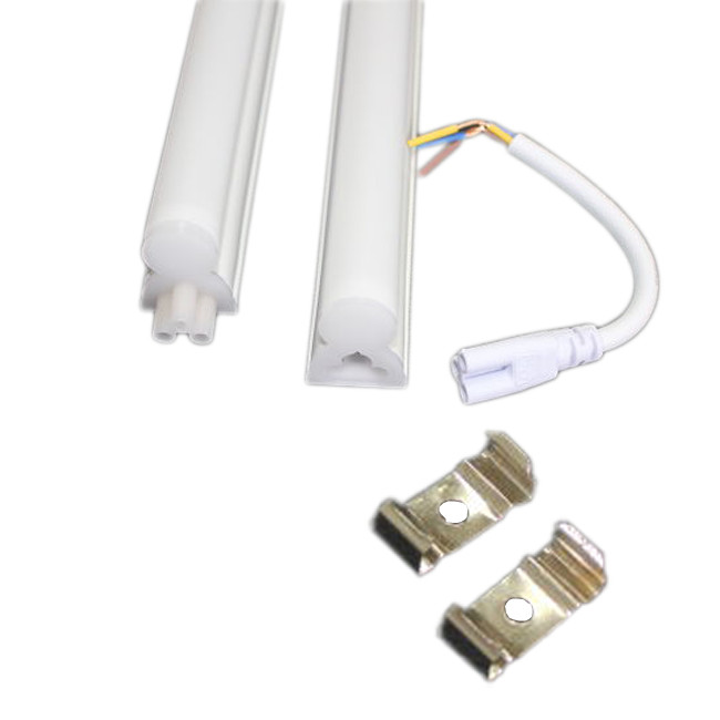 LED Tube T5 7W 60cm Nano-Plastic 240° Rotation for Light Box