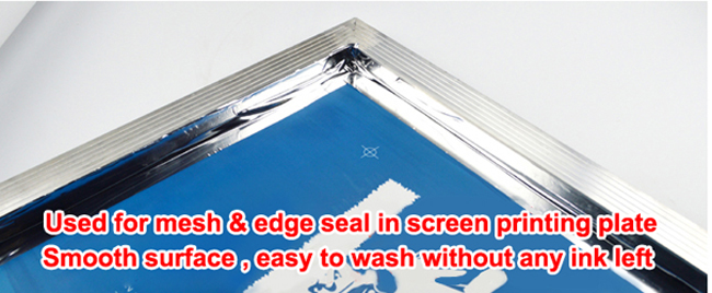 Screen Printing Aluminum Foil Tape Screen Plate Block Out Tape
